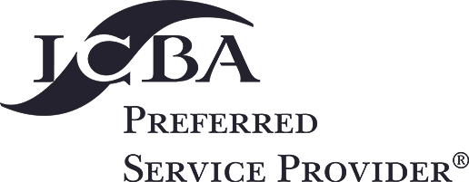 ICBA Preferred Service Provider logo