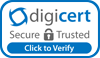 Digicert Seal Secure Trusted